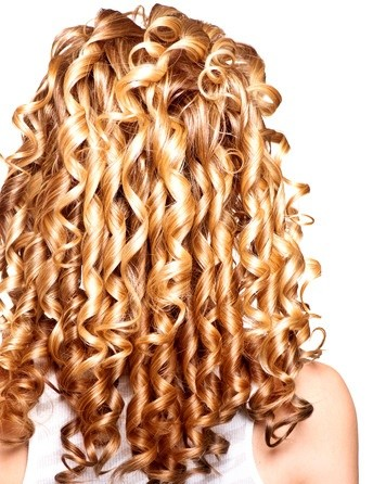 Cool Chemical Hair Curl, or Perm